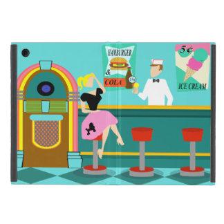 Retro Soda Fountain iPad Mini Case