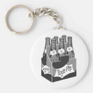 Retro Soda Pop Keychain