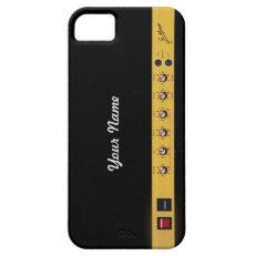 Retro Sound Amplifier iPhone 5 Case