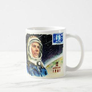 RETRO SPACE AGE 1960's ASTRONAUT DESIGN Coffee Mug