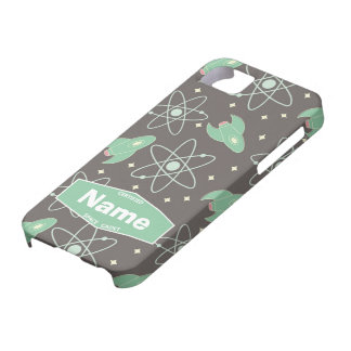 Retro Space Cadet iPhone SE/5/5s Case