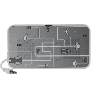 Vintage design usb speaker
