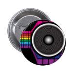 Retro Speaker Pin