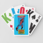 Retro Spider-Man Comic Graphic Bicycle Playing Cards