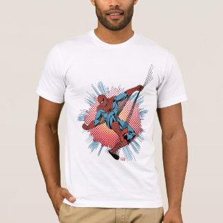 Retro Spider-Man Spidey Senses T-Shirt