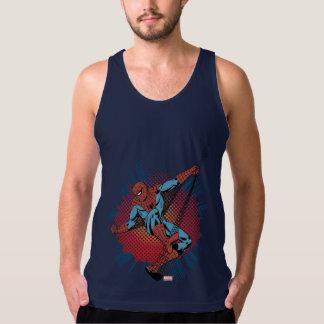 Retro Spider-Man Spidey Senses Tank Top