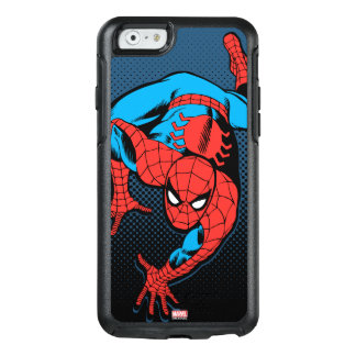Retro Spider-Man Wall Crawl OtterBox iPhone 6/6s Case