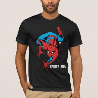 Retro Spider-Man Wall Crawl T-Shirt