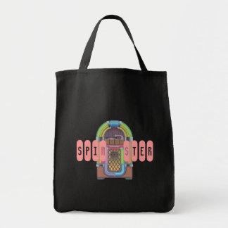Retro Spin Ster Bag Jukebox Menu Selection Keys