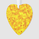 Retro Splash Yellow Gold