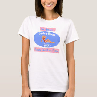Retro Spring Break T-Shirt