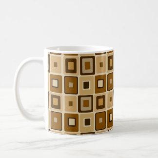 Retro Square Mug