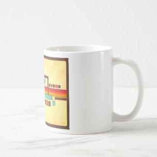 Retro Squares Mug