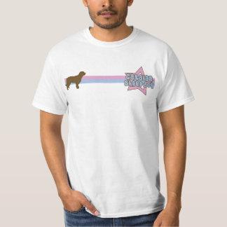 Retro Star Catalan Sheepdog T-Shirt
