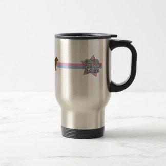 Retro Star English Springer Spaniel Travel Mug