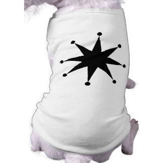 Retro Starburst Doggie Tshirt