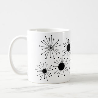 Retro Starburst Mugs