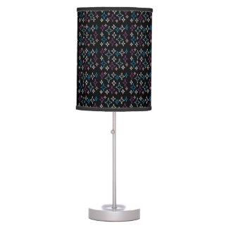 Retro Stars Table Lamp