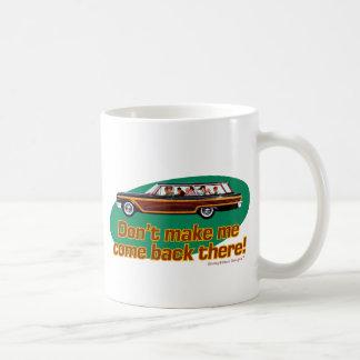 Retro Station Wagon (Brown & Green) Coffee Mug