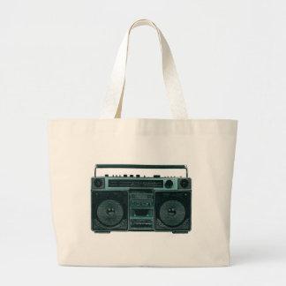 retro stereo bag
