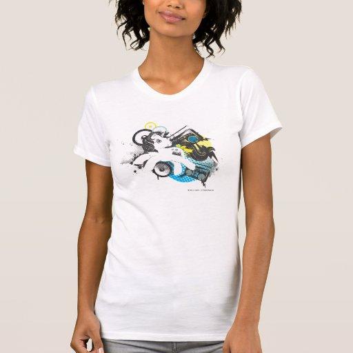 Retro Stereo Design Tshirt
