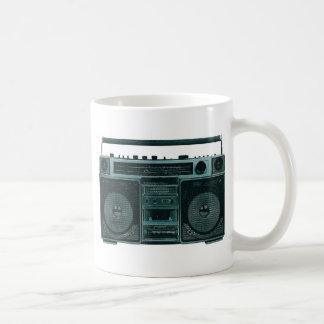 retro stereo mug