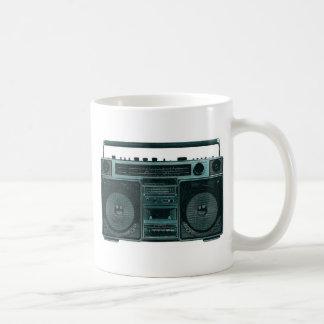 retro stereo coffee mug