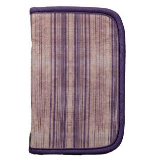 Retro Striped Purple & Pink Wallpaper Planner