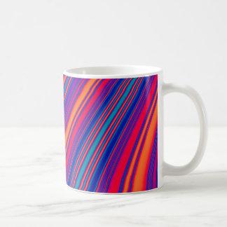 Retro Stripes Coffee Mug