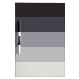 Retro Stripes Dry-Erase Board