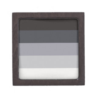 Retro Stripes Gift Box