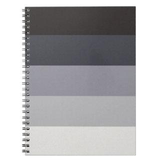 Retro Stripes Notebook