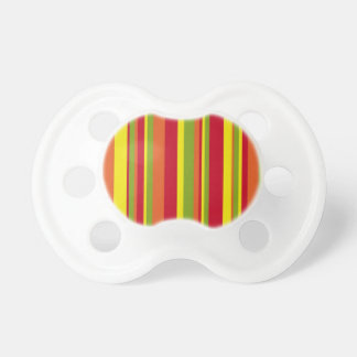 Retro Stripes Pacifier