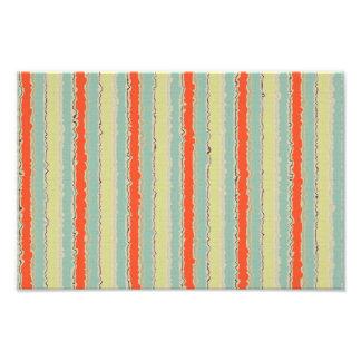 Retro stripes pattern art photo