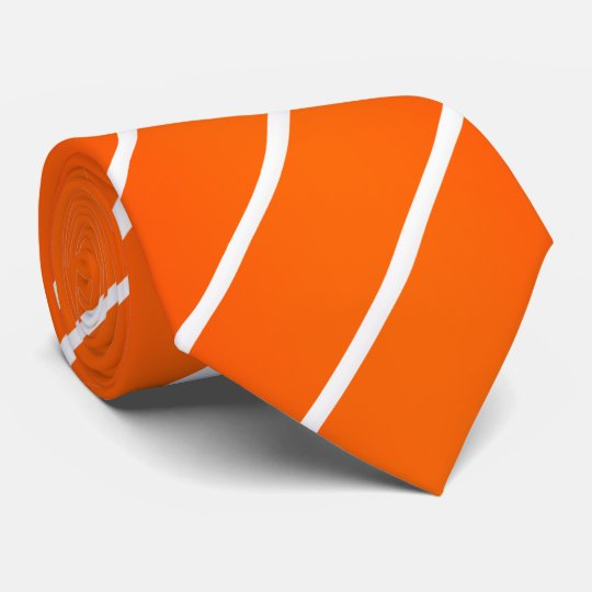 Retro stripes tie