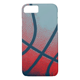 Retro Style Basketball Pop Art iPhone 8/7 Case