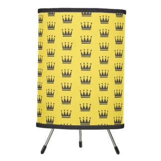 Retro Style Crown Pattern Lamp