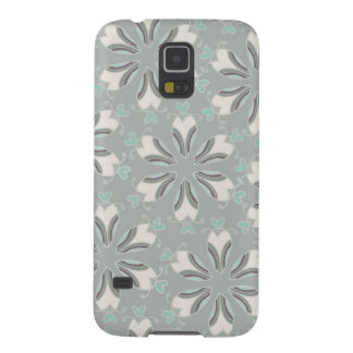 Retro Style Customizable Wedding Pattern Galaxy S5 Cover