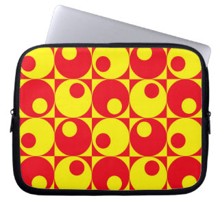 Retro style design laptop sleeves