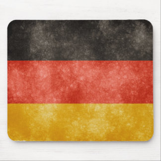 Retro style Germany Flag Mosue pad Mouse Pad
