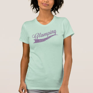 "Retro Style ""Glamping"" T-Shirt"