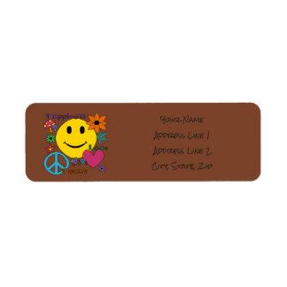 Retro Style - Personalize Label