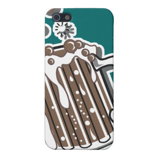 retro style root beer graphic case for iPhone SE/5/5s