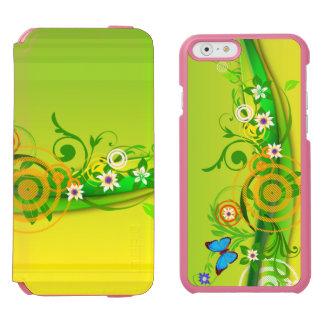 Retro Summer iPhone 6/6s Wallet Case