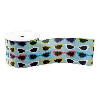 Retro sunglasses ribbon