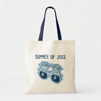 Retro Sunglasses Tote Bag