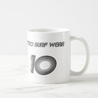 Retro Surf Wear Coffee Mug