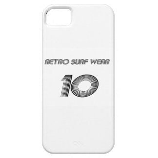 Retro Surf Wear iPhone SE/5/5s Case