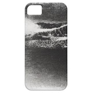 retro surfing iPhone SE/5/5s case