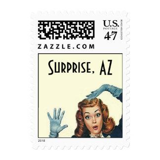 Retro Surprise Arizona AZ Maricopa Stamps Vintage